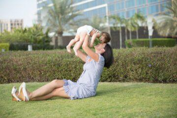 Jak wrócić do formy po porodzie