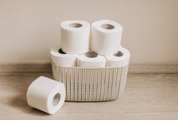 Rodzaje podajników na papier toaletowy.